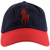 Product Image for Ralph Lauren Classic Sport Baseball Cap Navy